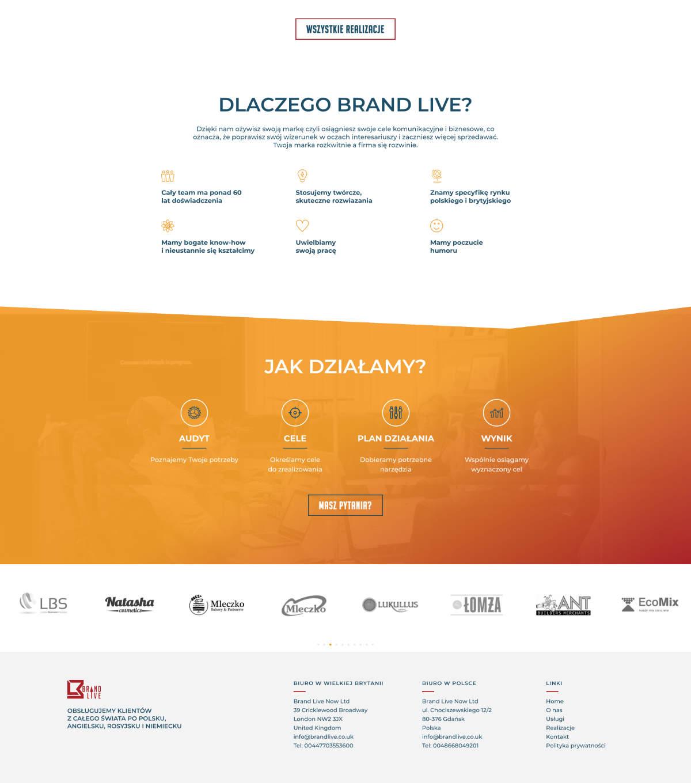 Brand Live